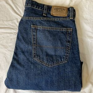 Signature by Levi Strauss Regular fit jeans 40x28